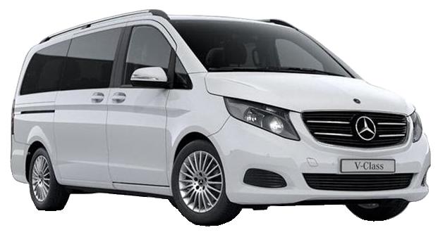 taxi palamos minivan